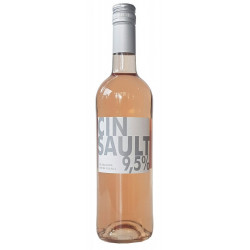 Le Galliner Cinsault Rosé 2016